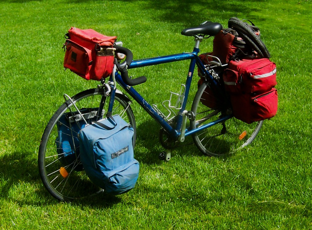 BicycleCloseup