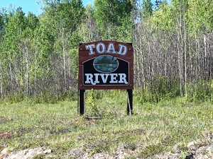 Toad River