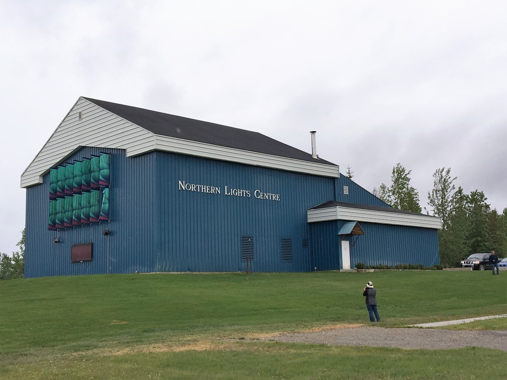 Northern Lights Science Center