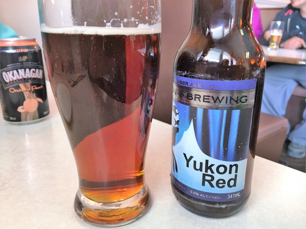 Favorite Yukon Beer