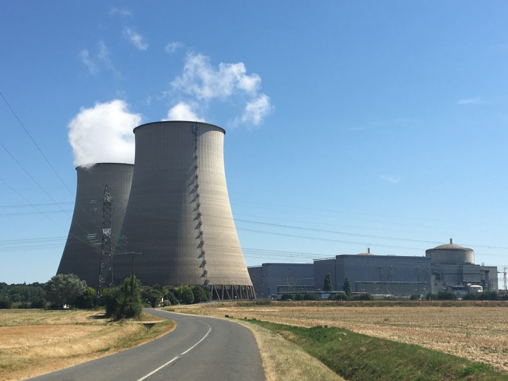 My third nuclear reactor cycling