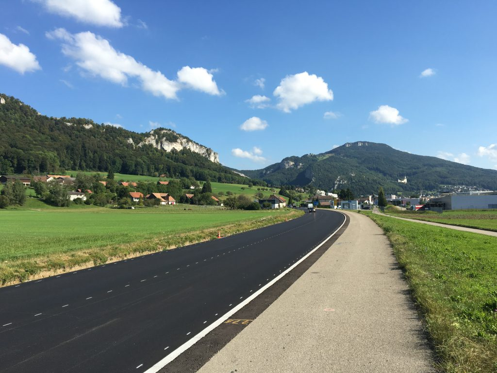 The road to Basel