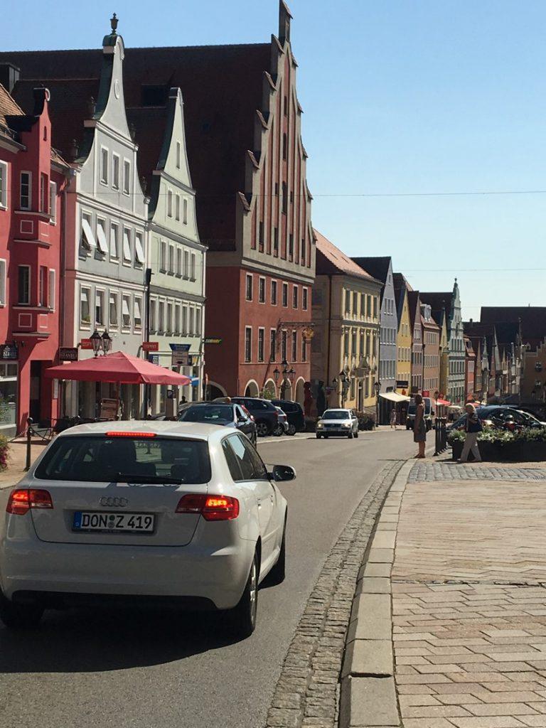 Neat main street