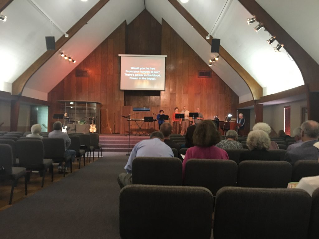 Services at Lamar Christian Church