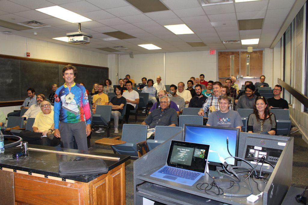 LSU Astronomy Dept.